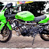 Modifikasi Drag Kawasaki Ninja 2014