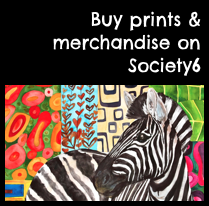 Society6 - Prints & Merchandise
