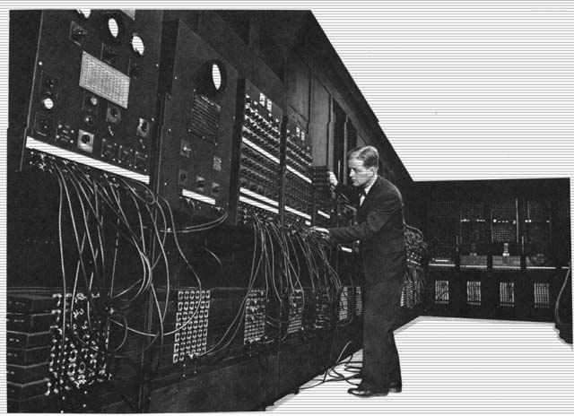 Несмотря на то, что в ENIAC