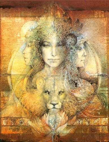Resultado de imagen de leon chamanico