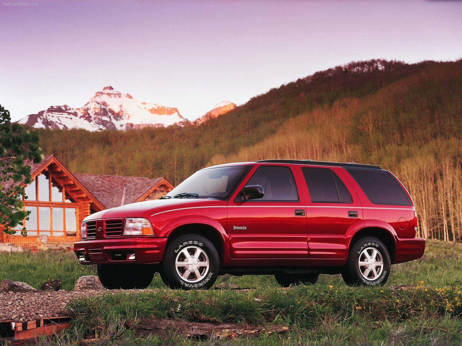 Hình ảnh xe ô tô Oldsmobile Bravada 2000 & nội ngoại thất