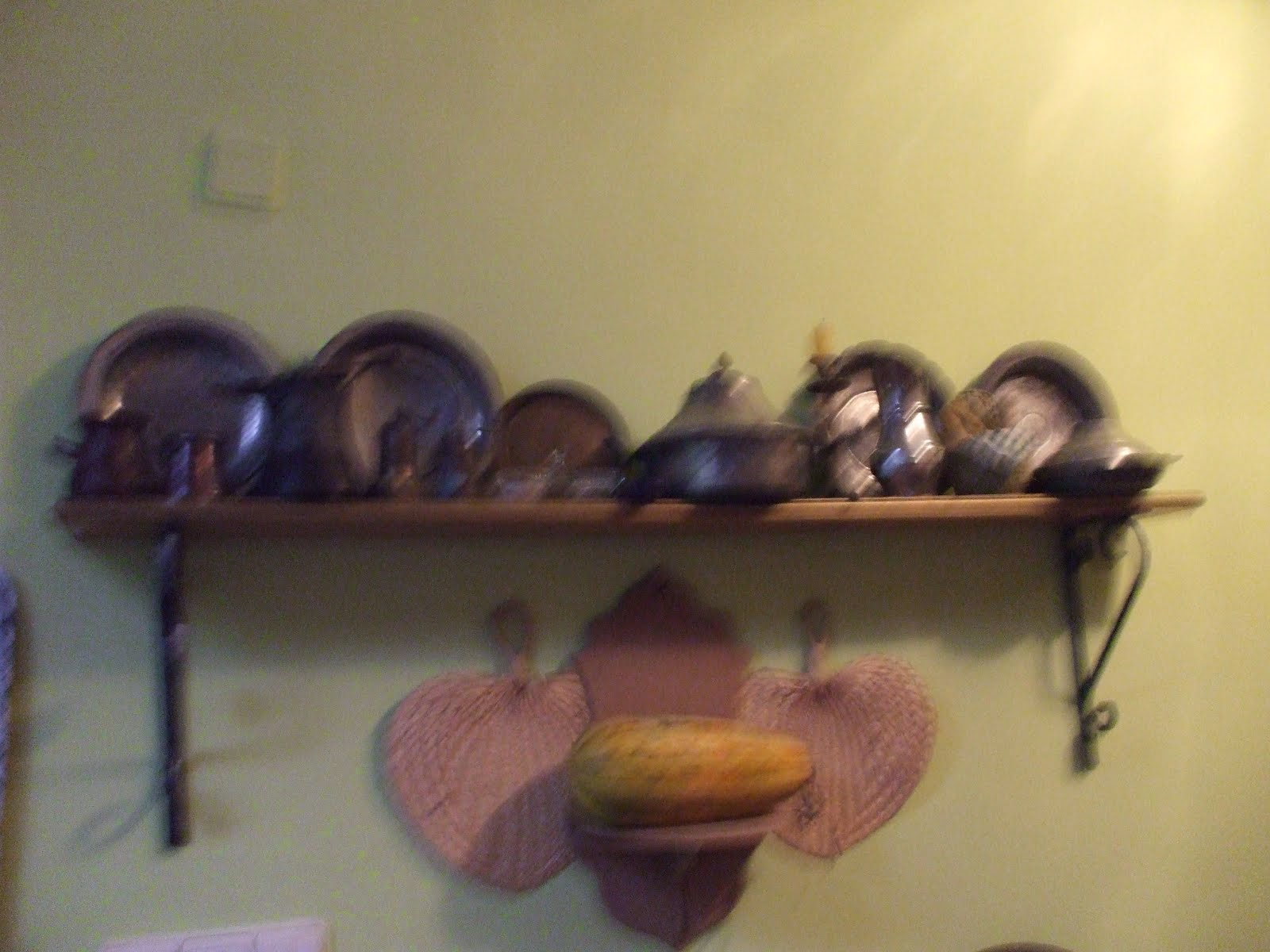 Mutfağımdan bir kare