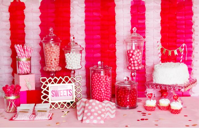 valentine cupcake cones