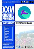 XXVI Circuito Provincial de Campo a través 2017-18 'Diputación de Málaga'