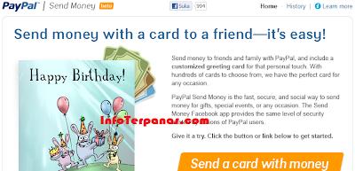 Baru! Gandeng Paypal, Facebook Kini Bisa Kirim Uang