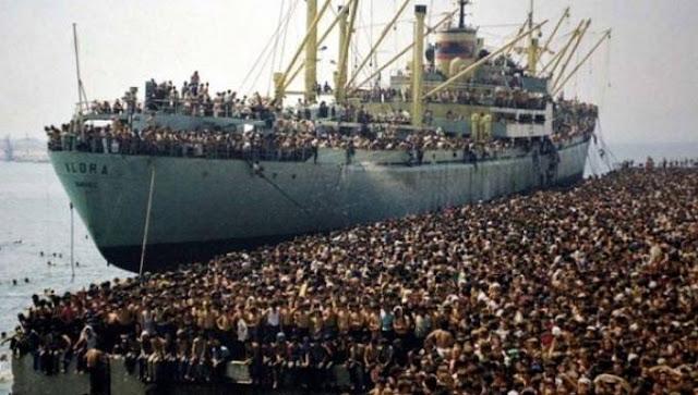 """60.000.000 πρόσφυγες στα επόμενα 20 χρόνια θα στείλουν στην Ευρώπη οι Αμερικανοσιωνιστές όσο """"εκμεταλλεύονται"""" την Μ.Ανατολή και την Β. Αφρική! Ετοιμαστείτε..."""