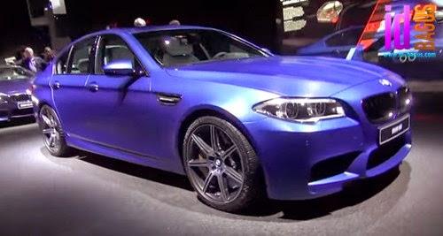 Gambar Mobil BMW M5