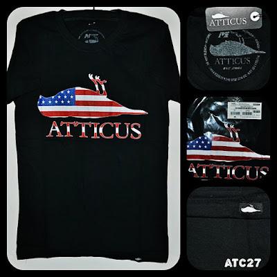 Kaos Surfing ATTICUS Kode ATC27