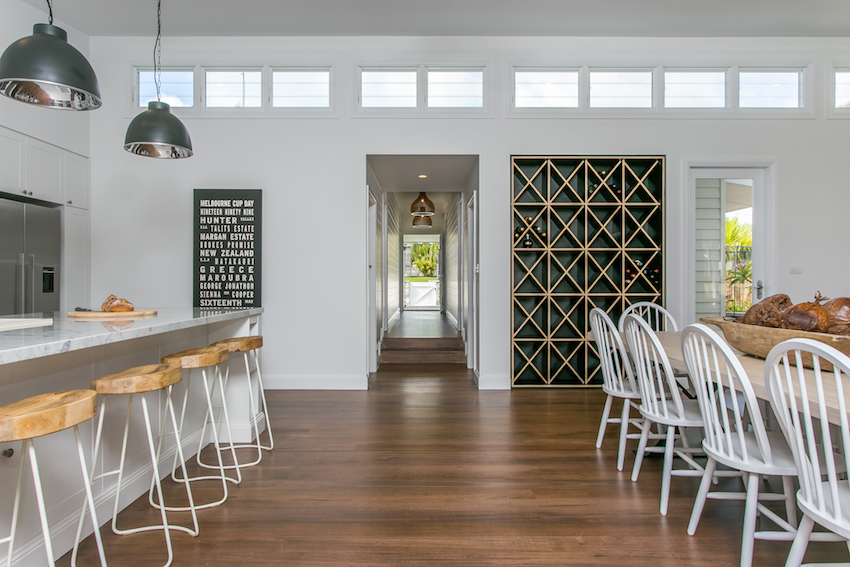 The urchin collective byron bay beach house interior
