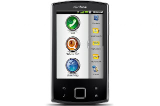 Garmin-Asus A50 Android smartphone