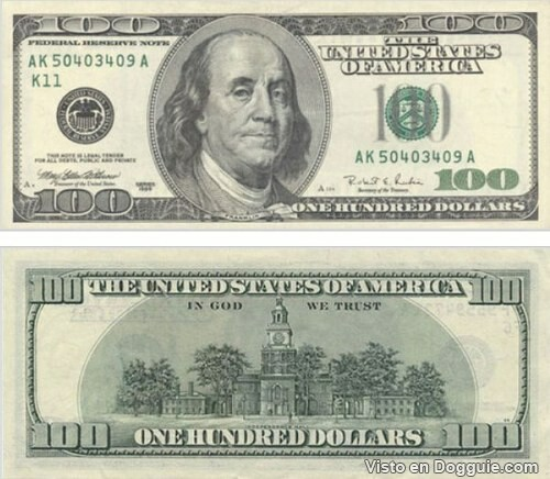 Dollar Bill Coloring Pages