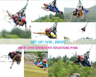 Drop zone Dahilayan Adventure Park
