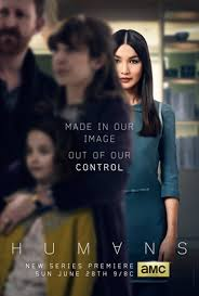 Assistir Humans 1 Temporada Dublado e Legendado Online