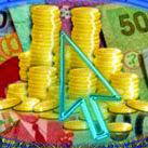 Sebar link dapet duit