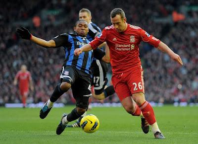 Liverpool 0 - 0 Stoke City (2)