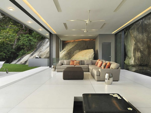 Fabulous Living Rooms with a view