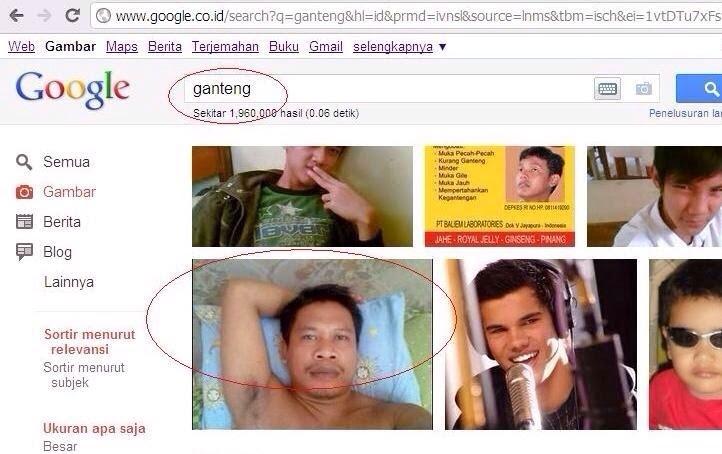 Google image galau