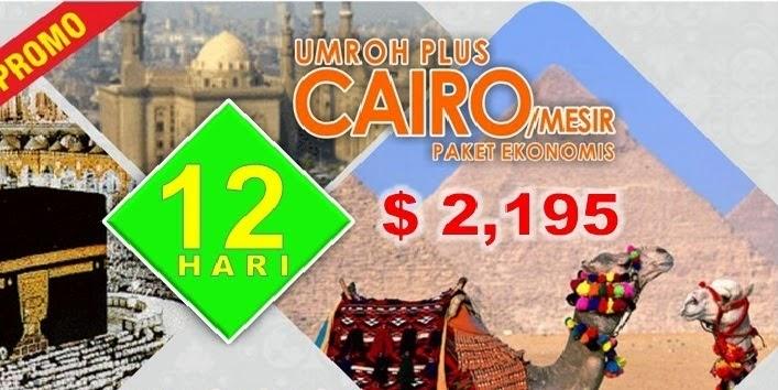 Itinerary Paket Umroh Plus Mesir