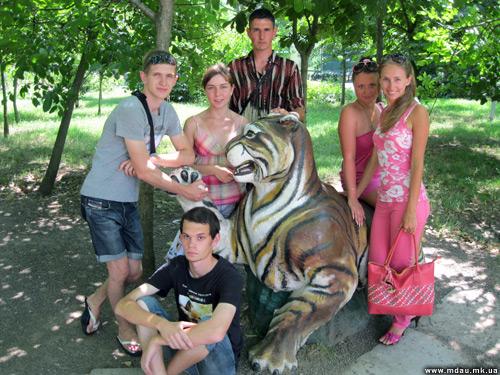 МДАУ гостинно відчинив двері перед іноземними студентами із Рязанського державного агро-технологічного університету (Росія, м. Рязань).