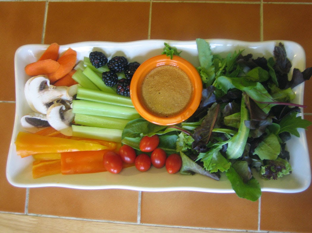 Children of Eve: Dipping Salads