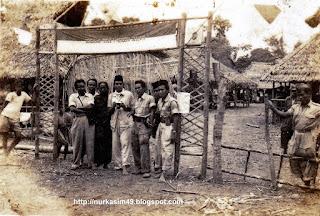 Tentara Kemanan Rakyat (TKR) pada masa revolusi di Sulawesi Selatan.