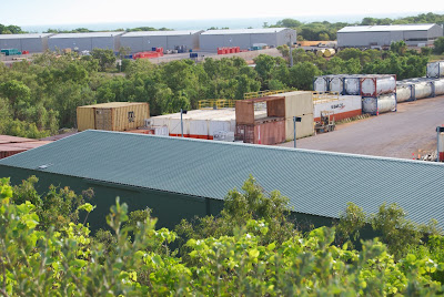 hands off country fraccing giant to set up in broome yahoo 7