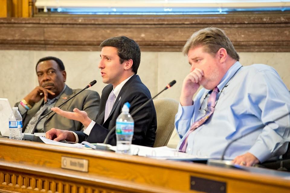 Cincinnati City Council; City Hall; Streetcar; Politics; P.G. Sittenfeld