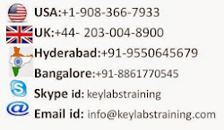 Keylabs Training Contacts