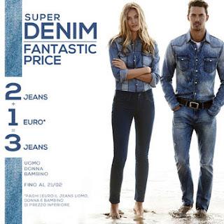 OVS jeans 3x2