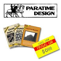 Free GM Resource: Paratime Design