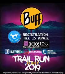 Buff Trail Ruin 2019 - 21 July 2019