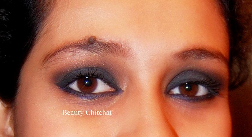 Beauty Chitchat: Looks: Smokey - 59.3KB