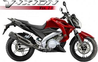 Yamaha V-ixion Ver 20 2013