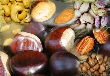 Walnuts cholesterol study