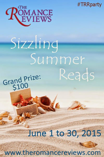 The Romance Reviews Sizzling Summer Reads