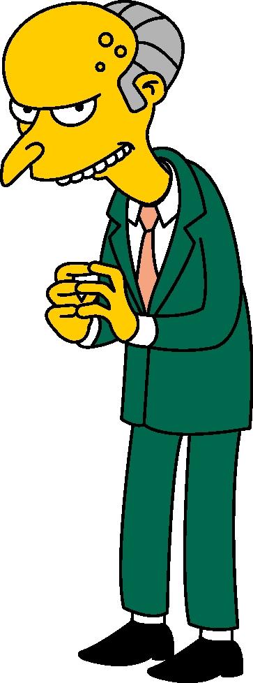 burns 13 charles montgomery burns 14 charles montgomery burns    Simpsons Characters Mr Burns