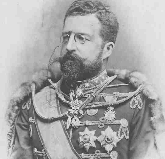 Philippe de Saxe-Cobourg et Gotha 1844-1921