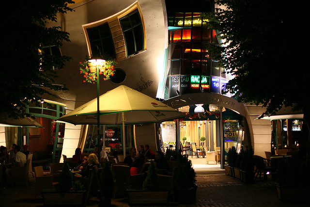 The Crooked House aka Krzywy Domek (Sopot, Poland)