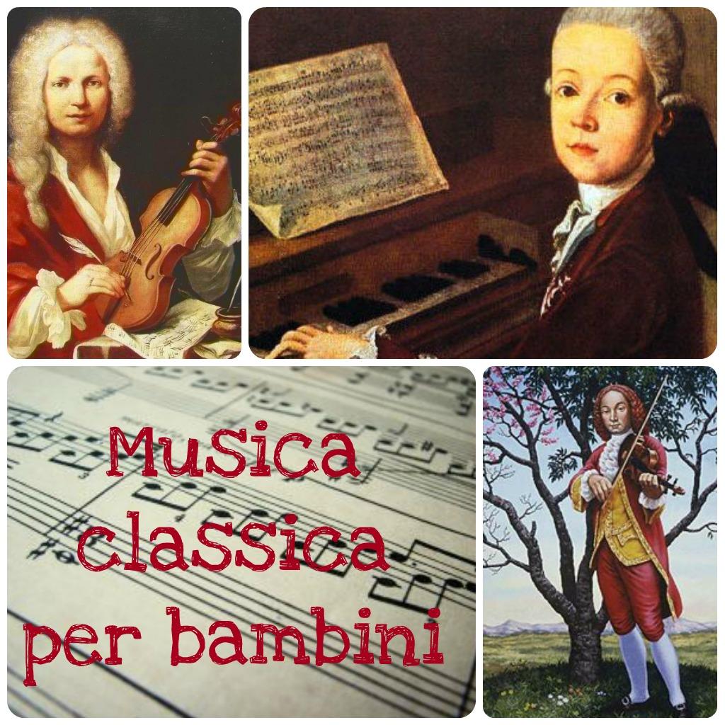 Musica classica per bambini babygreen for Casa discografica musica classica