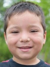 Noel - Honduras (El Tablon), Age 5