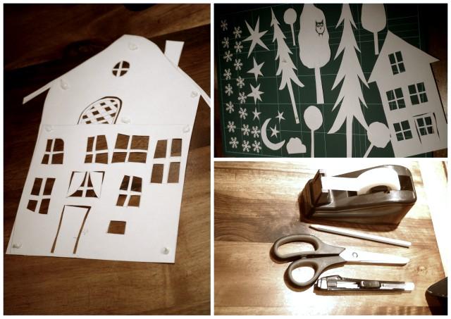 basteln mit kindern gemusegarten bild, ein schweizer garten: das adventsfenster, Design ideen