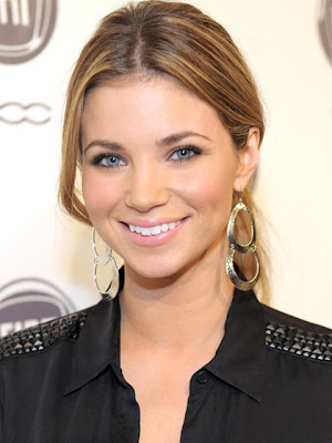 Amber Lancaster Sterling Dangle Earrings