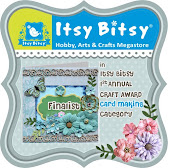 Finalist@ Itsy Bitsy Ist Craft Awards