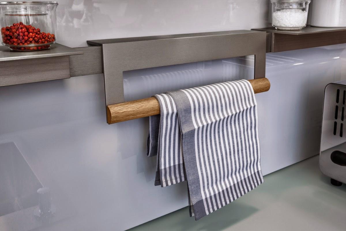 Accesorios de cocina para la pared: para tener todo a mano ...