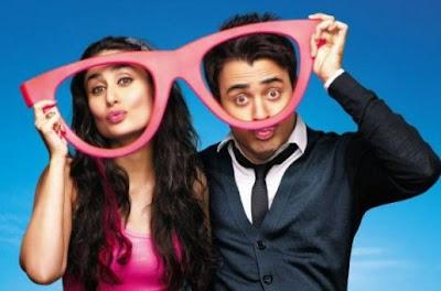 Bollywood Romantic Comedy film Ek Main Aur Ekk Tu