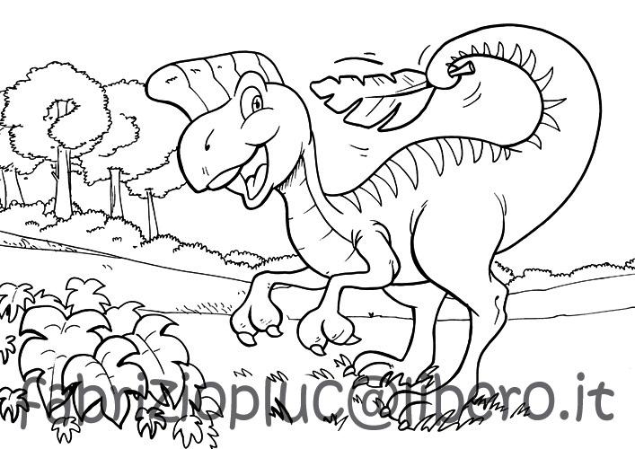 Pluccomix colora i dinosauri 3 for Disegni da colorare dinosauri
