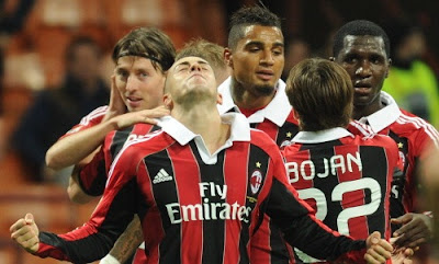 Milan-Chievo 5-1 highlights