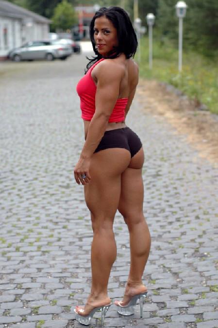 Big Leg Women Over 50