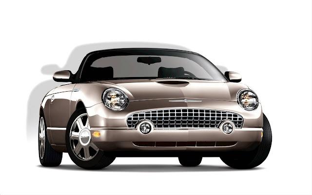 Ford Thunderbird 2005