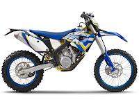 2012 Husaberg FE450 Gambar Motor 1